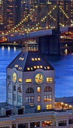 The Clock Tower Condo~ DUMBO, Brooklyn, NY