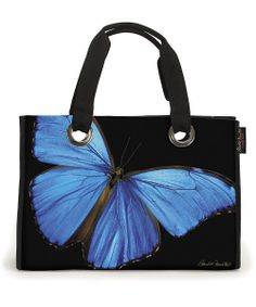 Butterfly Gathering Tote