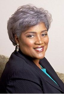 Donna Brazile-Democratic Party Strategist