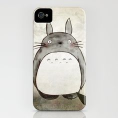Totoro and friends iPhone Case