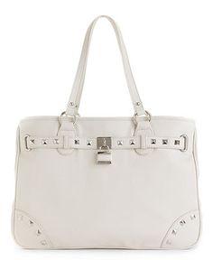 Nine West Handbag, Lock of the Draw Medium Shopper