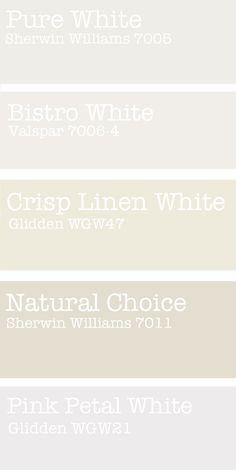 best white paint, beig paint, white paint colors for walls