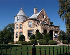 Patrick C. Haley Mansion Joliet, IL