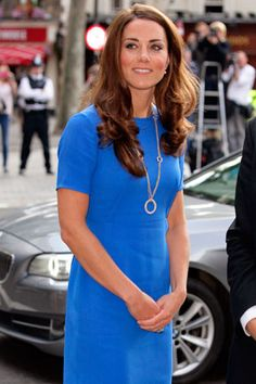 Forget the athletes - what will Kate be wearing?