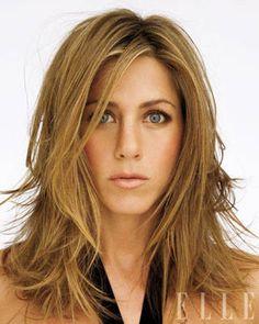 Jennifer Aniston ELLE Covershoot