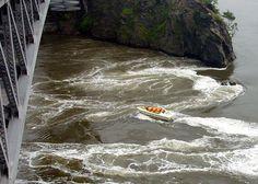 Reversing Falls, Saint John New Brunswick