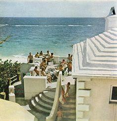 slim aaron, holiday mag, coral beach