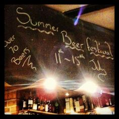 Summer beer festival via @Margot Swift