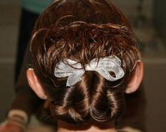 Cute little girl hair styles