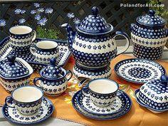 Polish Pottery from Boleslawiec