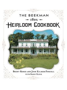 For the Cook | Beekman Boys Cookbook
