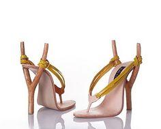 Slingshot shoes by Kobi Levi