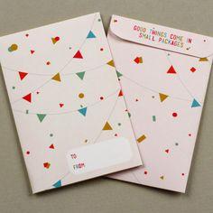 Gift Card Envelope www.lovevsdesign.com