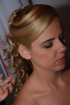 maquiagem e penteados para noivas