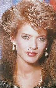 Hairstyles 1980s #9