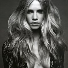 2013 Hair Trend | Sexy undone waves