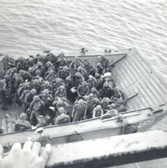 Unit Name: 11TH MTBN  Disembarking APA Danang RVN Christmas Day 1966