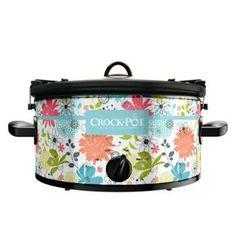 Crockpot - 6 QT, Black (Cook and Carry) > Non-Custom Designs > Crock-Pot Slow Cookers
