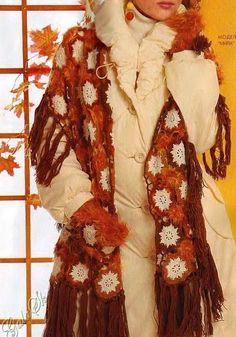 Crochet Shawls: Wrap