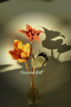 Terapia do Papel: Aromatizador FLOR DE CHEIRO, de Flaviane Koti
