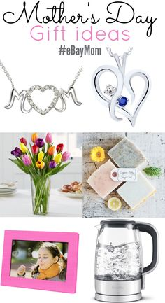 Mother's Day gift ideas! #eBayMom #sponsored #followitfindit