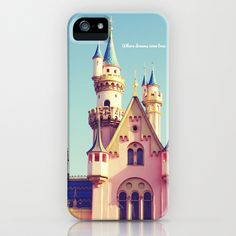 Where dreams come true iPhone Case by Libertad Leal Photography - $35.00