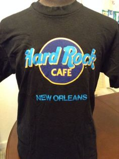 Hard Rock Cafe New Orleans T Shirts