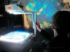 reggio activities using colour and light an everyday story A Reggio twist on Gel Sensory Bags