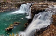 Little river canyon Alabama.       10 Most Incredible Natural Pools in the World