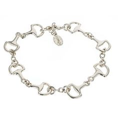 Simply Perfect Horse Bit Bracelet {Gold or Silver} SwellCaroline.com @Savannah Carlin