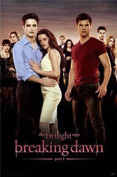 The Twilight Saga: Breaking Dawn Part 1 = *****