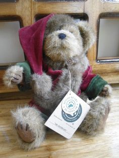 "Boyds Bears - Mr. Baybeary . 26""Tall .P500.00. http://www.theboydsbearsstore.com/apps/webstore/search?utf8=%E2%9C%93=newest=Mr.+Baybeary"