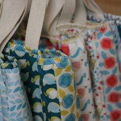 Imagine Gnats | sewing: Backyard Garden Bag tutorial