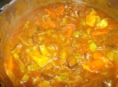 Father N Law's V-* Beef Stew #recipe #fathersday