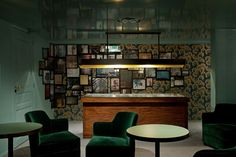 Thierry Costes Caffe' Burlot Interior Hotels and Restaurants