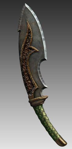 I like this blade.