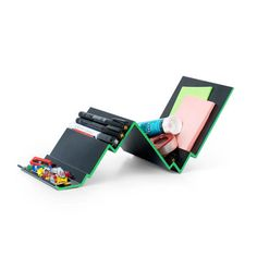 Vector Desk Organizer Black now featured on Fab.