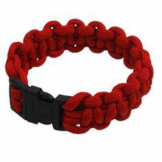 Single Color Cobra Stitch Bracelet