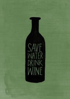 Water Conservation ;)