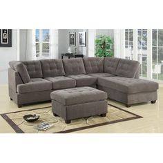 This sectional is JUST like what I want!