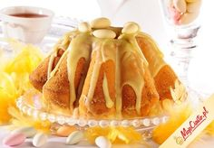 Babeczka cytrynowa. Kliknij, aby poznać przepis. Przepisy wielkanocne, wielkanoc, ciasta na wielkanoc, babki wielkanoc, babka wielkanocna.