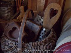 hearts...and graters