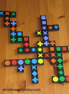 Qwirkle is a great family game. Sooo much fun!!