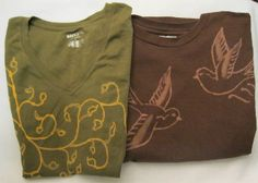 More bleach pen T-shirts