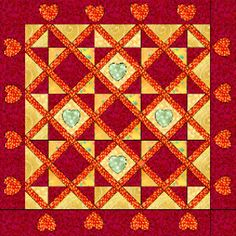 The checkerboard pattern in this Bobby Dazzler Quilt is so refreshing. This lattice quilt tutorial will show you how to make a quilt with cool geometry. Read more at http://www.favequilts.com/Fall-Quilts/Bobby-Dazzler-Quilt#ApEMFcEHdJFSuz4J.99