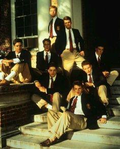 School ties 1992-prep