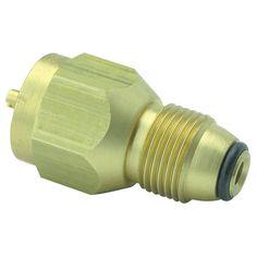 Propane Bottle Refill Kit    Refill your 16.4 oz. propane bottle from a 20 lb. propane tank