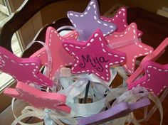 Princess Wands - Princess birthday party favors!