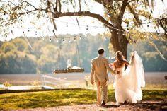 beautiful southern wedding!