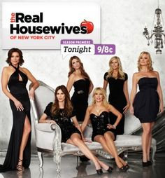 The Real Housewives Of New York City Season 5 Premiere Recap 6/4/12  - popculturez.com
